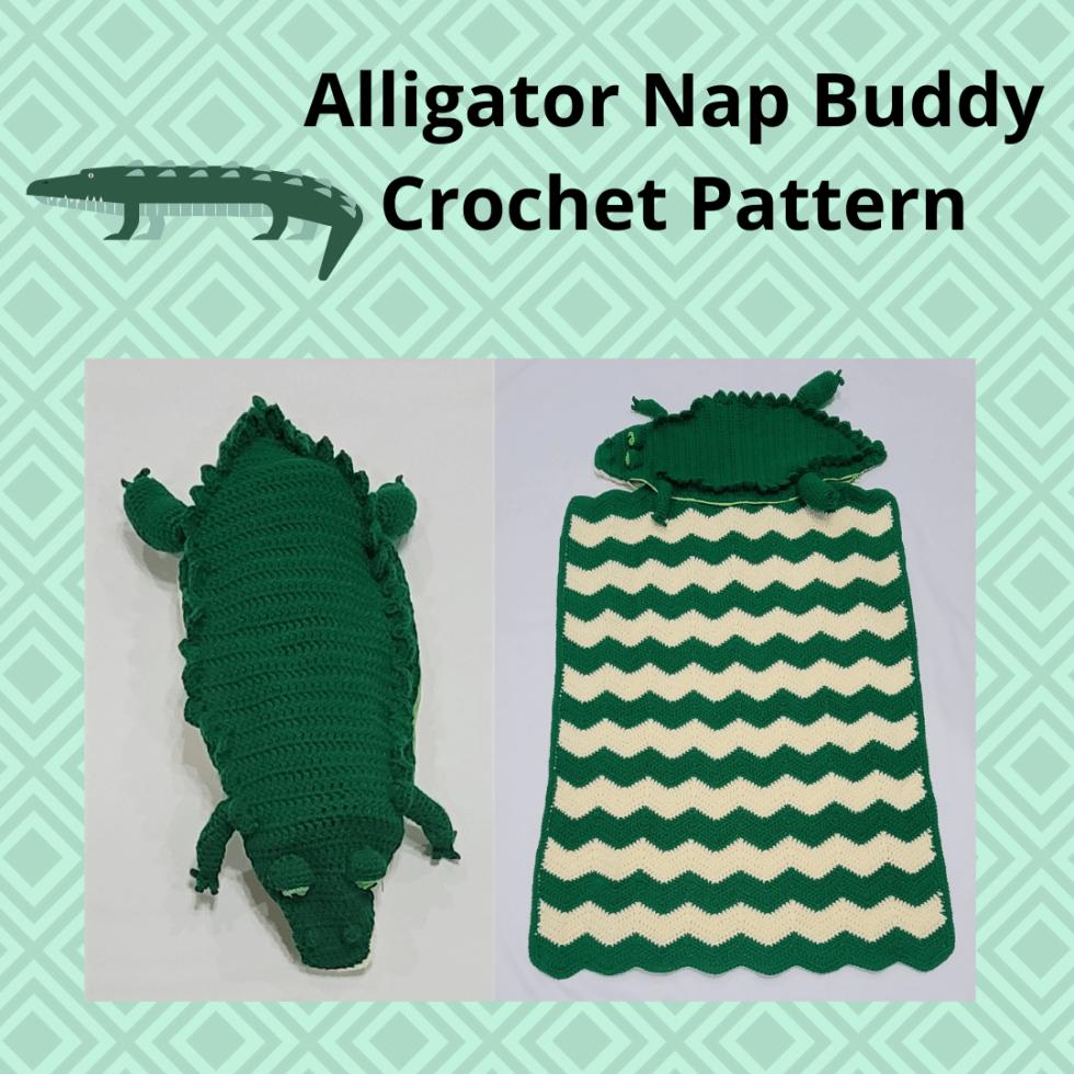 alligator nap buddy