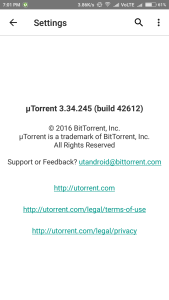 uTorrent Pro apk latest version free download