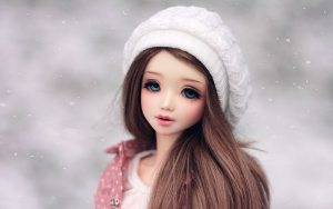 awesome cute doll whatsapp profile pictures