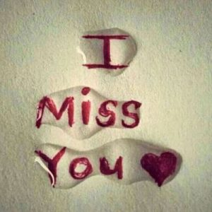 Miss you whatsapp dp