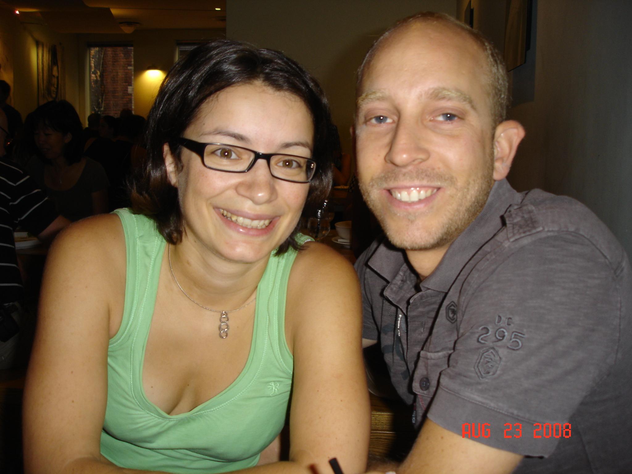 Carole and Steve