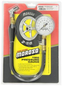Moroso 89560 dial type tire gauge