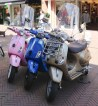 Vespa LX50 S50_Noordwijk