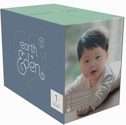Earth Eden Baby Diapers