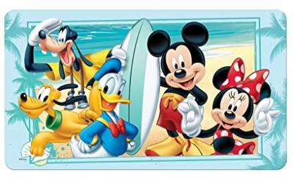 Disney Mickey Mouse Bath Mat