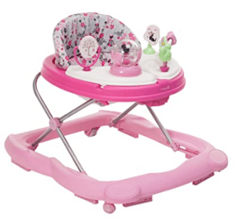 Disney Baby Minnie Mouse Music And Lights Baby Walker