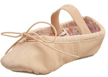 capezio daisy 205 ballet shoe
