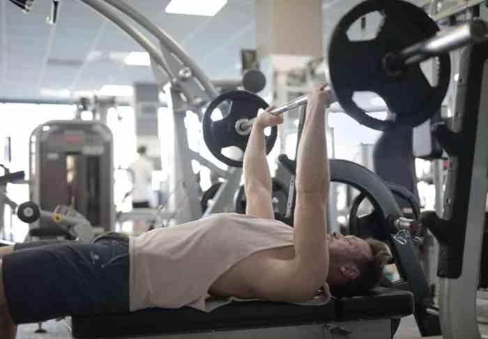 chest workout - myfitfreak