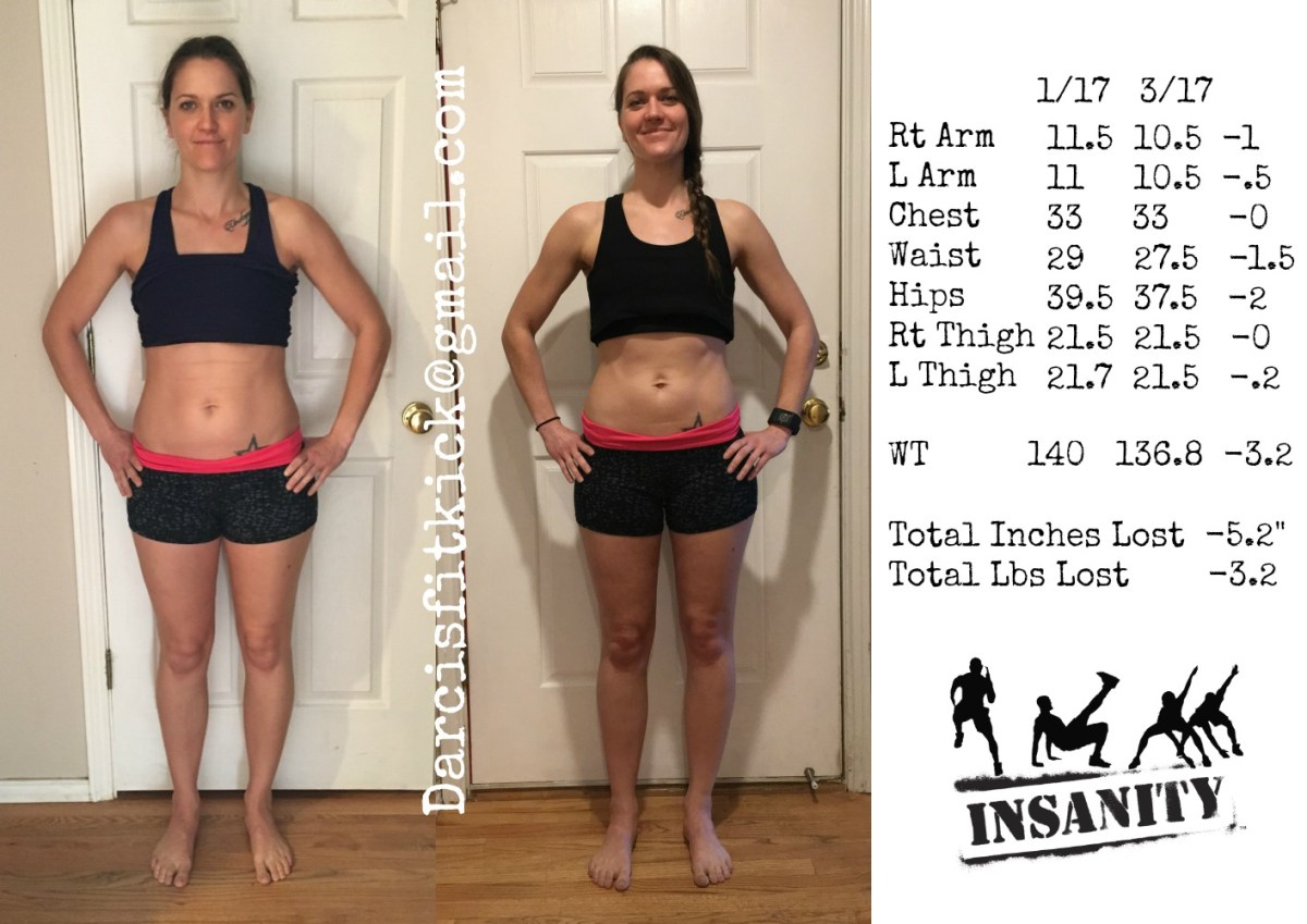 Insanity: Month 2 – My Fit Kick