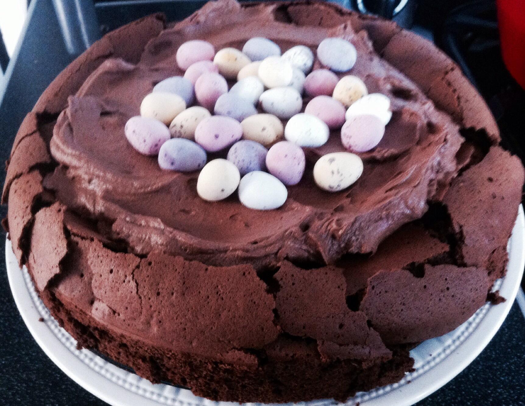 Nigella S Flabulous Easter Cake My Flabulous Blog