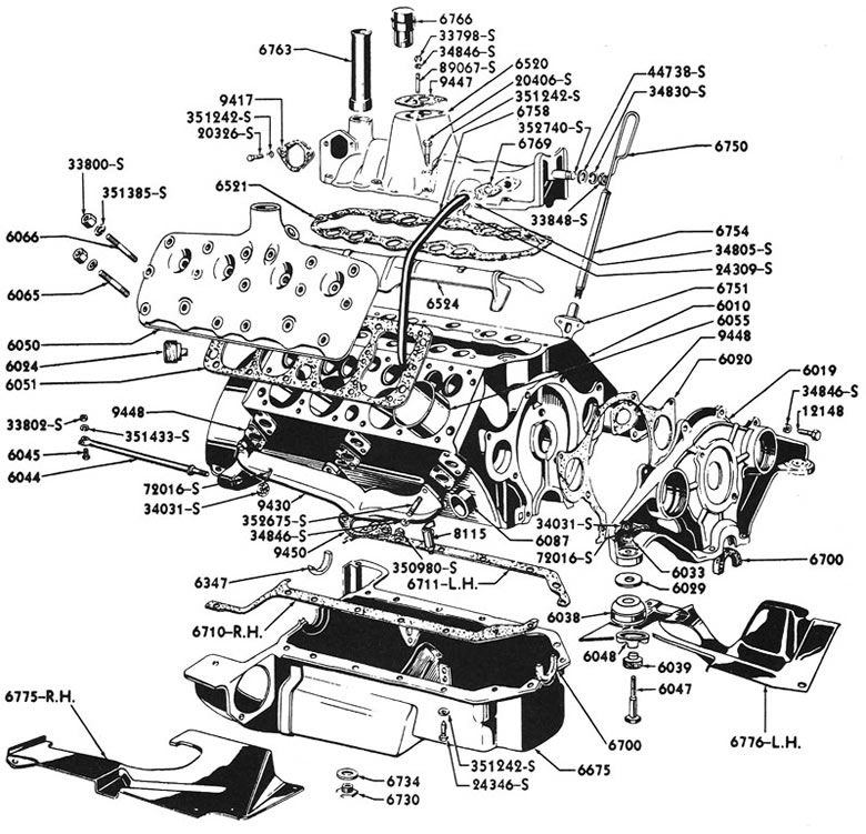 Spec History Of The Ford Flathead V8 1932