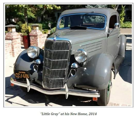 Richard Heltzel's 1935 Ford Coupe