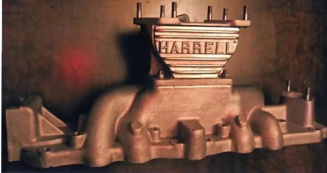 Harrell Intakes