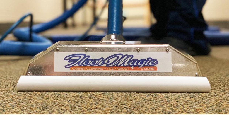 Floor Magic | Carpet, Hardwood, & Tile Cleaners