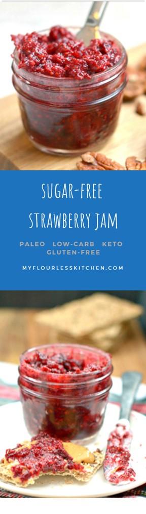 Super Easy Raspberry Jam