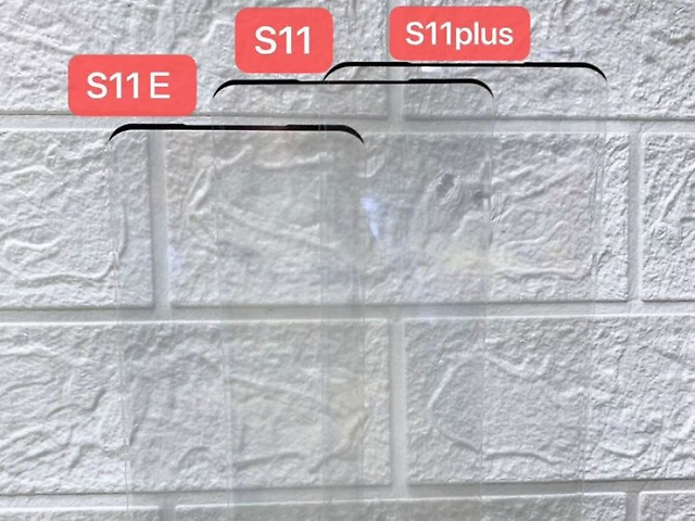 三星S11系列螢幕保護貼疑再洩 傳推翻SoD技術啟用傳聞