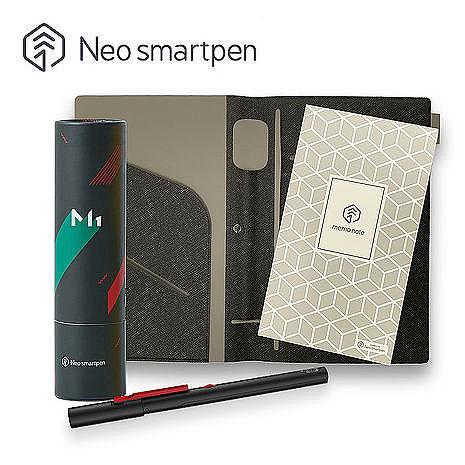 Neo smartpen M1智慧筆+隨行筆記本 (智慧菁英組合)