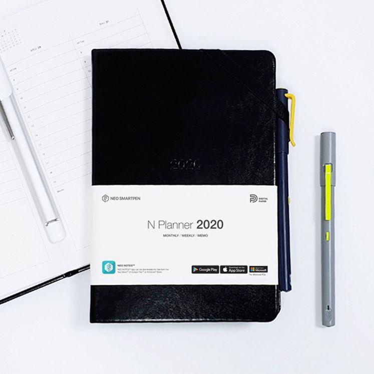 Neo smartpen M1智慧筆+2020數位 行事曆(組合)