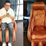 蔡依林代言 tokuyo 按摩椅 Mini 玩美椅 PLUS TC-292 實機開箱體驗