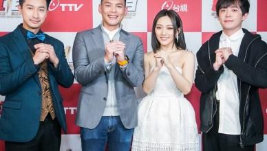 林之晨率《奇幻書店》團隊攻蛋博滿堂彩 創意5「G」賀新年