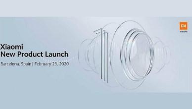 小米10發表時間曝光 10 Pro實機疑洩外型設計