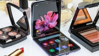 【Z Flip動手玩】這是粉餅盒?皮夾?手機? 傻傻分不清楚