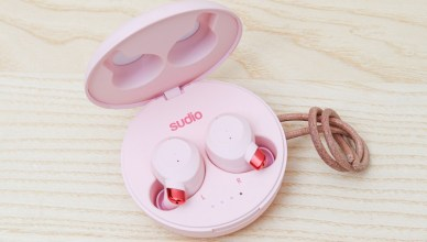 顏值擔當!SUDIO Fem 真無線藍牙耳機 開箱評測