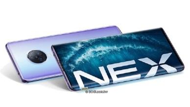 無界瀑布螢幕 vivo發表NEX 3S旗艦5G手機