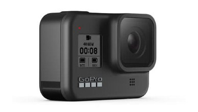 出遊最佳玩伴-GoPro Hero 8