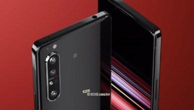 Sony首款5G手機Xperia 1 II 台灣預計6月登台