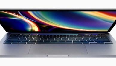 蘋果新品強強滾 13吋MacBook Pro筆電也亮相了