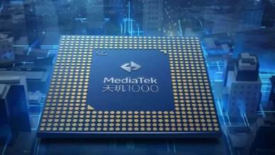 聯發科發表最新5G晶片「天璣1000+」 支援雙SIM卡及144Hz刷新率