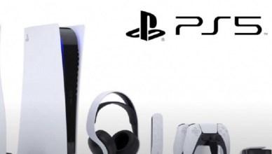 PS5將有數位、光碟雙版本 週邊配備一次曝光