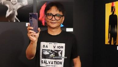林炳存以Sony Xperia 1 II創作 2020的印象首次公開