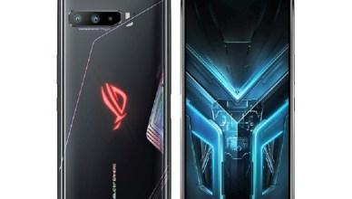 華碩ROG Phone 3機身渲染圖疑洩 延續前代設計語言