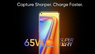 realme 7系列9/3印度發表 65W快充與64MP四鏡頭