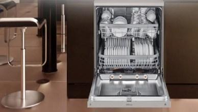 不愛洗碗就靠它 洗碗機怎麼選?中小型家庭適用的洗碗機推薦