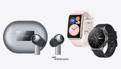 華為WATCH FIT、GT 2 Pro與FreeBuds Pro穿戴新品 10月上市