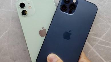 Apple iPhone 12、12 Pro 兩支5G手機開箱比較,該買哪支?