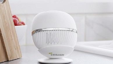 為食安把關!華碩發表PureGo蔬果洗淨偵測器