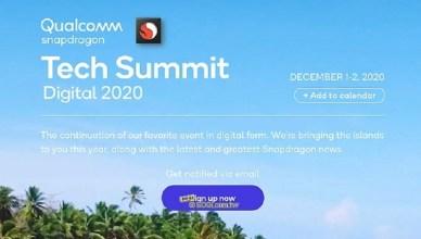 高通驍龍技術高峰會年底線上舉辦 S875與5G新技術可望亮相