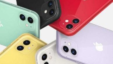 蘋果舊機通通降價 iPhone11大砍5千4