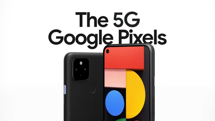 The 5G Google Pixels
