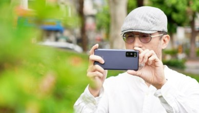手感一流的拍照新王者,Samsung Galaxy S20 FE 5G 實測動手玩