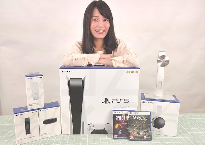 SONY PS5大全配