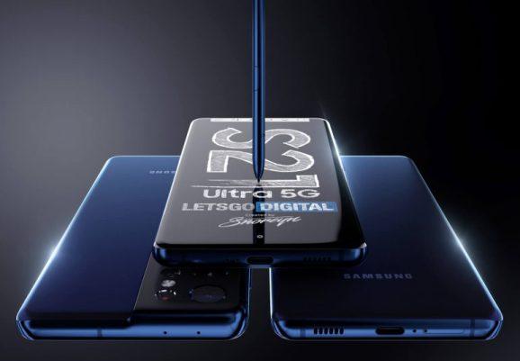 三星首款支援 S Pen 的S系列旗艦機:Samsung Galaxy S21 Ultra
