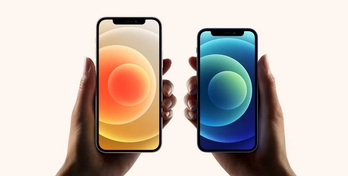 iPhone 12 與 iPhone 12 Pro