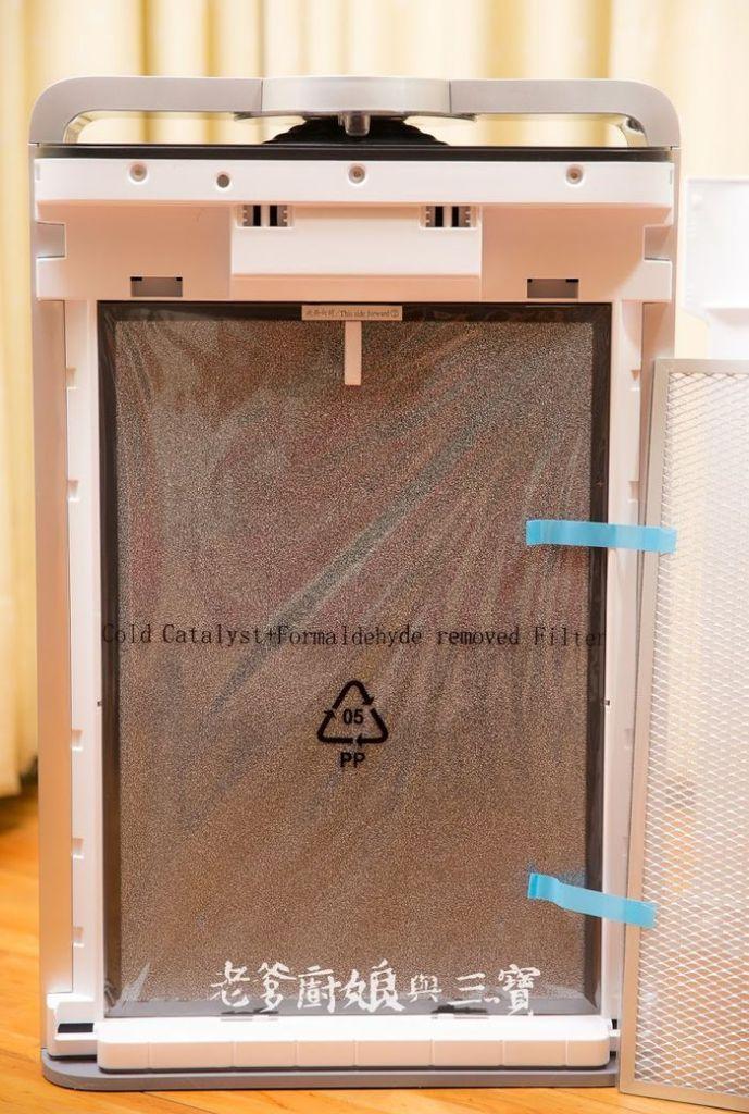 特效除甲醛、冷觸媒濾網
