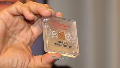 首批高通Snapdragon 888手機型號亮相 ASUS成唯一台灣品牌