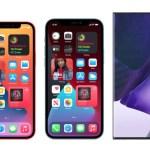 2020全球前十大熱銷5G手機推薦